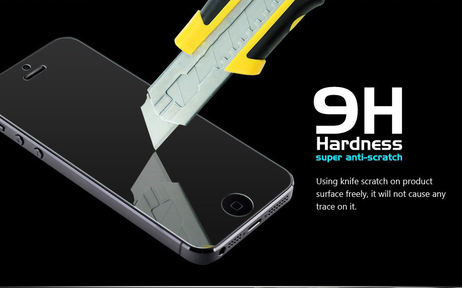 Iphone Tempered Glab Screen Protector